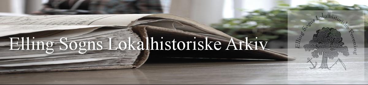 Elling Sogns Lokalhistoriske Arkiv